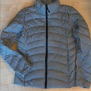 Uni qlo down packable jacket.